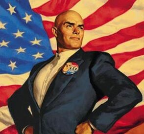 President Luthor