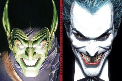Joker vs goblin