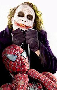 Joker-Vs-Spiderman-by-bvcxzasd