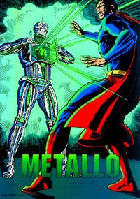 Metallo (New Earth)