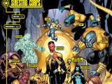 Sinestro Alakulat (Új Föld)