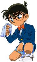 Conan Edogawa Investigating