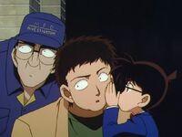 Conan, Tome, and Chiba