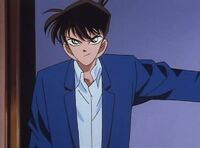 Shinichi appears