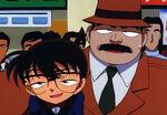 Megure and Conan Relationship