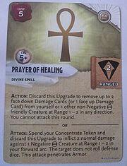 Prayer of healing