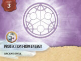 Protection From Energy