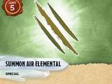 Summon Air Elemental