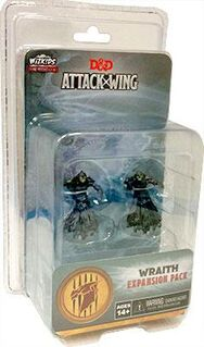 DnD AttackWing Wraith
