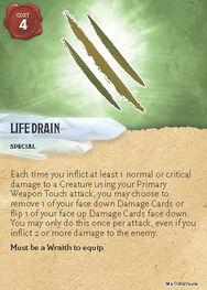 Lifedrain