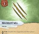 Malevolent Will
