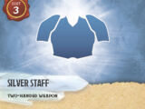 Silver Staff