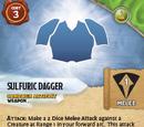 Sulfuric Dagger