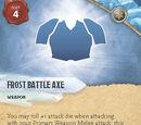 Frost Battle Axe