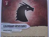 Legendary Resistance