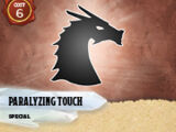 Paralyzing Touch