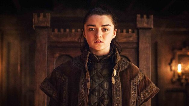 game of thrones arya stark