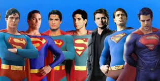 supermen throughout the ages