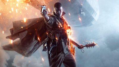 'Battlefield 1': The Great War Game