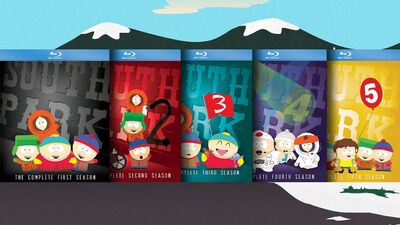'South Park' Blu-Ray Giveaway Rules