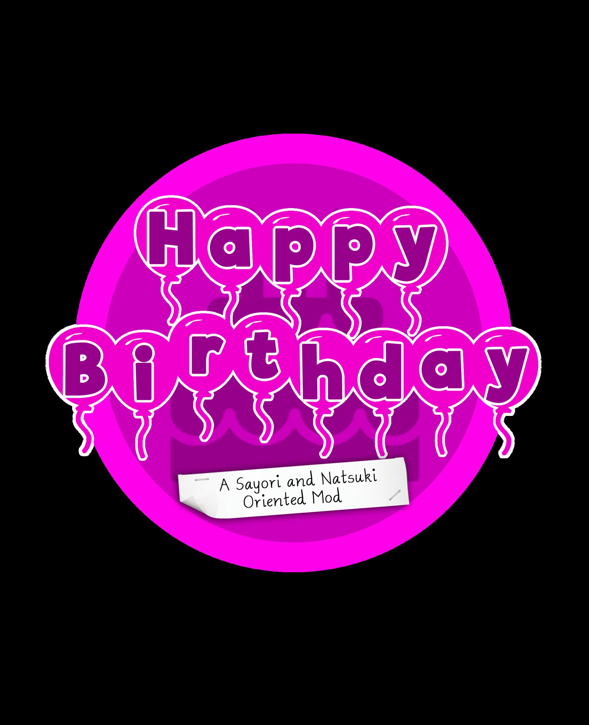 Happy Birthday! | DDLC Modding Wiki | FANDOM powered by Wikia
