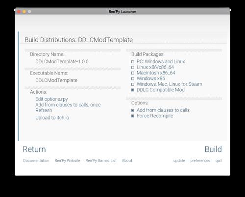 Quick Start Guide | DDLC Modding Wiki | FANDOM powered by Wikia
