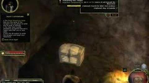 Dungeons & Dragons Online Stormreach (vid 1)