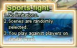 Sports fight
