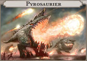 Pyrosaurier