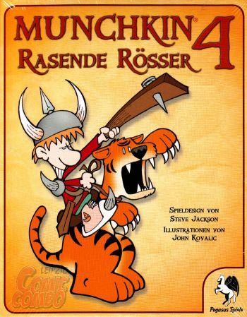 Munchkin 4-Rasende Rösser | Munchkin Wiki | FANDOM powered by Wikia