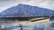 Gta v mountains boat