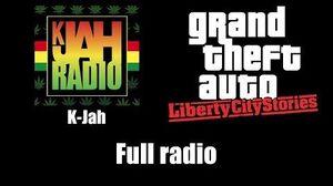 GTA Liberty City Stories - K-Jah Full radio