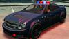 Police Stinger (GTA4 TBOGT) (front)