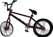 BMX-Wrack 1, GTA V