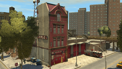 Northwood Feuerwehrstation GTA 4 Pic