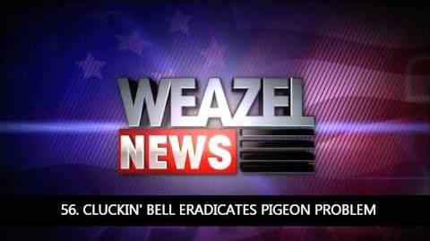 GTA IV - 101 Weazel News Reports