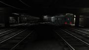 GTA IV U-Bahn Gleisdreieck