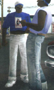 Haitianer, VC