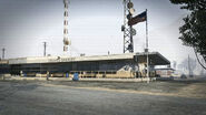 Sandy Shores Sheriff's StationV
