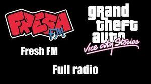 GTA Vice City Stories - Fresh FM Full radio