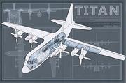 Titan-Bauplan