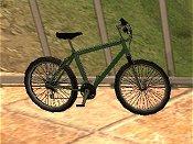 Sa mountain bike
