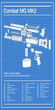 Gefechts-MG MK II