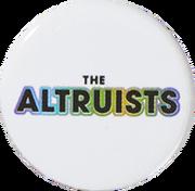 The-Altruists-Ansteckplakette