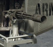 Valkyrie-Minigun, GTA V