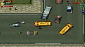 GTA 2 (1999) - Conversion Evasion! 4K 60FPS