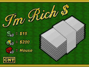 Rubbellose I'm Rich