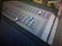 Polizeistation-Francis Intl Airport (CW) Parkplatz