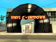 Vinyl Countdown, Market, SA