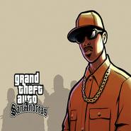 Orange Gangsterboy Artwork